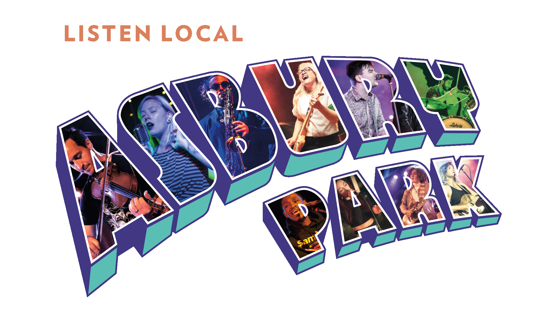 Listen Local - Asbury Park - Live Music Loyalty